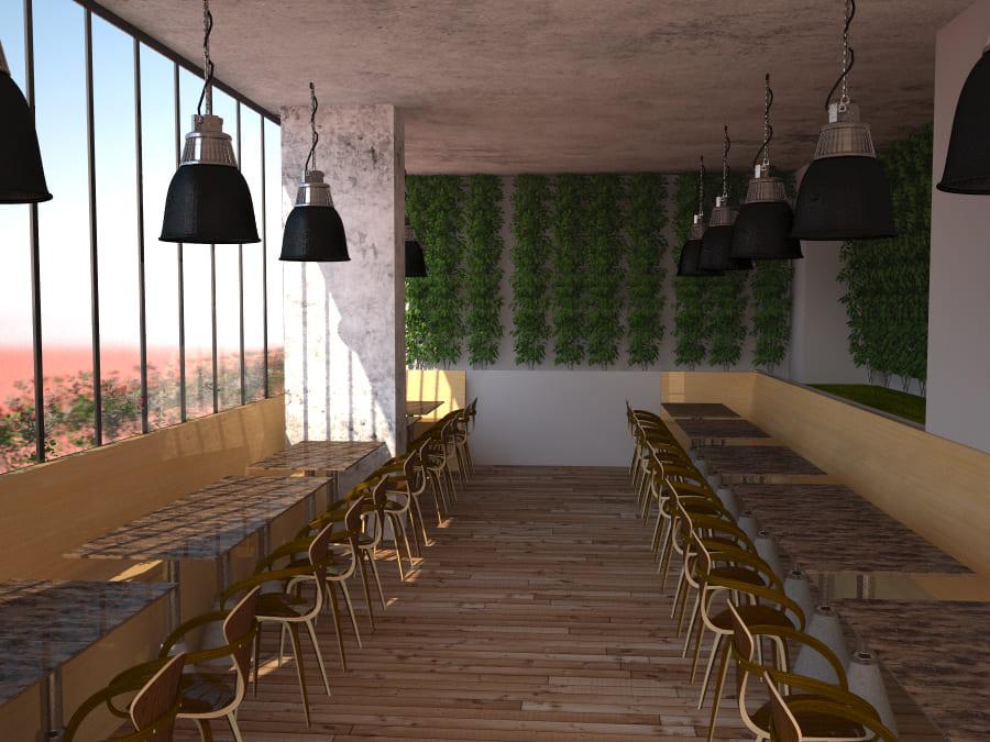 Proyecto restaurante BFC