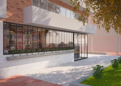ACUMAR -Proyecto restaurante BFC Málaga